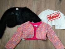 Bolerouri 4-5 ani Zara Ayan H&M 104-110