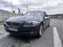 Masina personala BMW 520 F10 bi-xenon navi mare piele gri