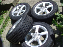 Jante 5x112 /16 orig.Audi A4 B8;A4 B9;A6/c.vara 225/55 R16
