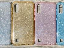 Husa sclipici Samsung Galaxy A10