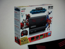 Retro bit generations console 100 pre installed games and sd