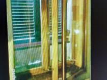 Rame din lemn de brad, cu sticlă float-reflexiv, low-e