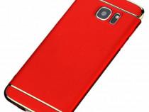 Carcasa protectie electroplacata Samsung Galaxy S7, husa sli