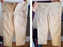 Pantaloni de vara dama / femei - 100% bumbac – Marimea M