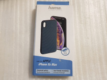 Carcasa de protectie Hama Rainbow pentru iPhone Xs Max,Verde