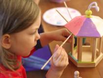 Atelier de creatie pt copii in limba germana/romana