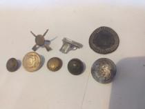 9 steme/insigne vechi Republica Soc.Romania,vintage
