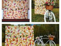 Inchiriem Panou floral nunti botezuri evenimente nunta botez