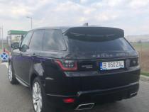 Masina de inchiriat Oradea - Range Rover Velar 2020 - inchir