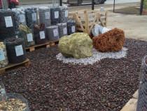 Piatra sparta pentru gradina si gabioane / Marmura,granit
