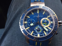 Ceas ulysse nardin maxim marine cronograf