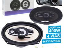 Boxe auto ovale Ibiza Sound CSP6903B,4cai, 200W
