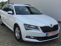 Skoda superb ambition navy/bi-xenon(2018) TVA DEDUCTIBIL