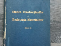 Carte veche filipescu rezistenta materialelor