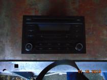 Radio CD VW Polo 2005-2009 radio cd original dezmembrez Polo