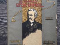 Carte veche 1906 alexandru odobescu opere volum unu