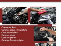 Curățare / spălare tapiterii și interior auto