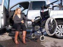 Macara ajutor pentru persoane cu handicap 12V