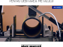 Set 3 Panze fierastrau Zimmer V.Z. 100/R 1140x13x0.65 metal