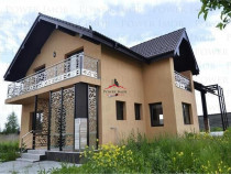Vila 5 camere Cartier Rezidential la intrare in Sanpetru