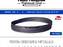 Fierastrau banda metal 2470x20x0.9x8/12 Bomar 230 G