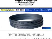 Fierastrau banda metal 3660x27x0.9x8/12 Bernardo Msb 320 H