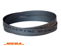 Fierastrau banda metal 3660x27x0.9x6/10 Meba 275 G