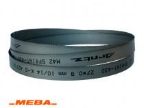 Fierastrau banda metal 3350x27x0.9x10/14 Meba swing 260 DG