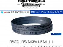 Fierastrau panglica metal 2500x27x0.9x8/12 KMT Craft 220x250