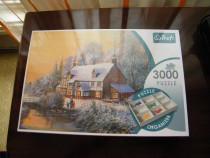Puzzle Trefl 3000 piese, nou, sigilat