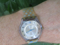 Swatch AG 2007 ceas unisex extra-plat Swiss made