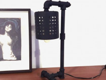 Lampa birou stil industrial, steampunk, vintage, retro