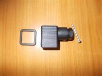 Mufa electrica 12-24 Vdc pentru distribuitoare electrice