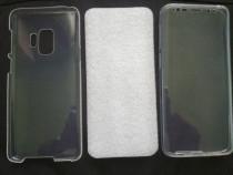 Husa 360 Silicon Fata si Spate pt. Samsung Galaxy S9, Noua
