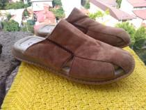Papuci,piele Cube mar 42 (26.5 cm)