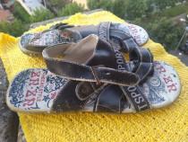 Sandale,piele Z.N. Sport , mar 41 (26 cm)