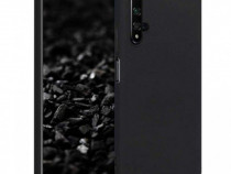 Husa Telefon Silicon Huawei Nova 5T / Honor 20 Matte Black