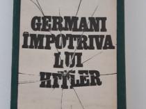 Marin badea germani impotriva lui hitler