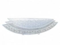 Set Fructiere Perforate - Barca 56X22 Cm