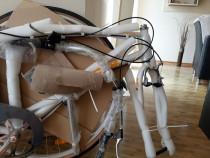 Bicicleta Pegas Popular Aluminiu Alb. Pret negociabil.
