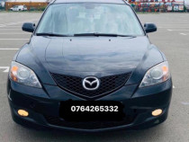 Mazda 3 2007 euro 4 impecabil