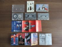 3 casete originale cu albume de succes t-SHORT