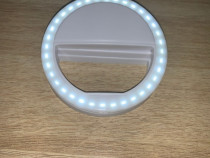 Selfie Ring Light Pentru Telefon-Lampa Led Pentru Selfie