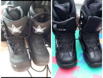 Cizme Snowboard Noi Man boots