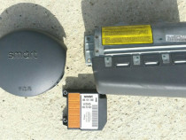 Airbag sofer si pasager si calculator Smart Fortwo 98-2006