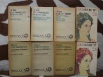 Forsyte saga-John Galsworthy (8 vol) editie integrala