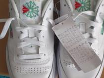 Pantofi sport / adidasi Reebok piele, noi