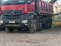 Mercedes 8x4