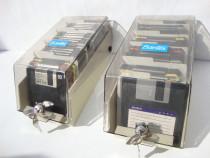 Cutii cu chei pentru depozitarea disketelor Floppy
