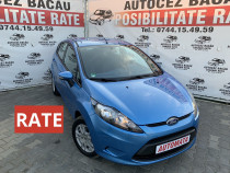 Ford Fiesta 2010-AUTOMATA- Full Extrase-Posibilitate RATE-
